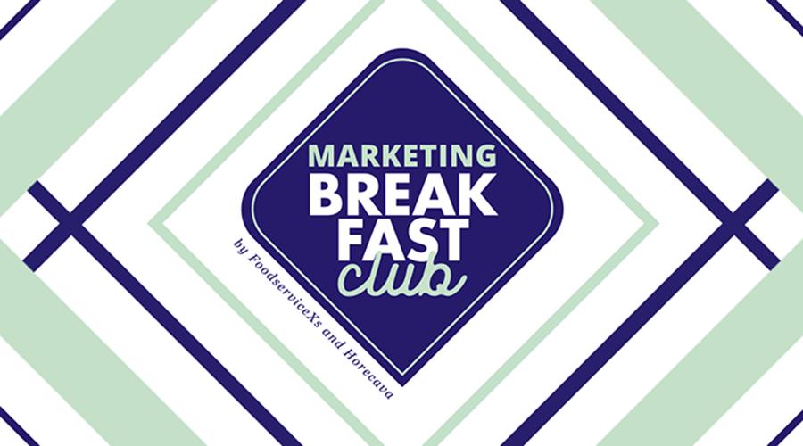 Marketing Breakfast Club op Horecava 2020