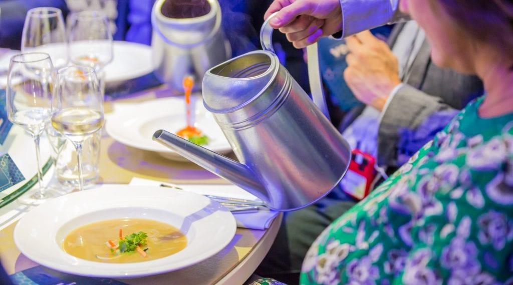 Horecava - Een diner dat is afgestemd op jouw genen