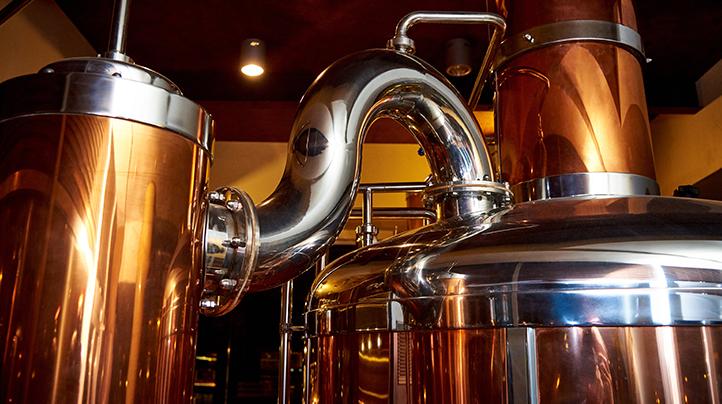 Horecava - trend report entree bierspots delfts brouwhuis