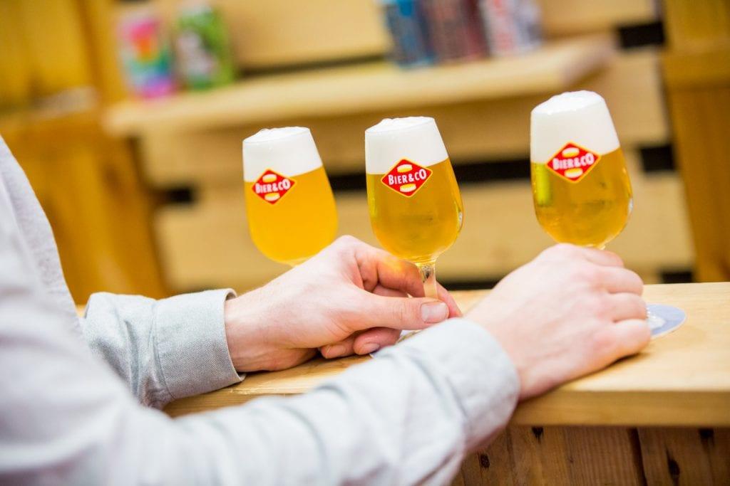 Horecava - 0.0 route op horecava bier