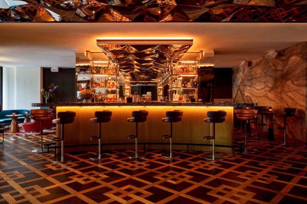 Horecava - trendreport van Entree Magazine- Amsterdamse horeca voor na de beurs parc hotel