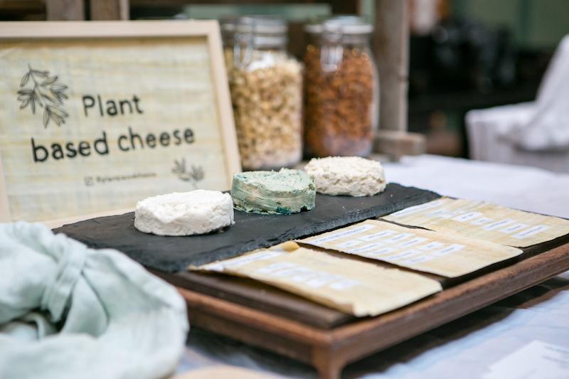 Brad Vanstone van Plant Based Cheese - 2