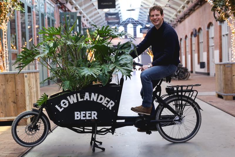 Frederik Kampman van Lowlander Botanical Beers - 2