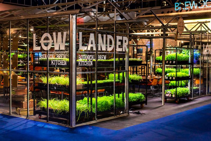 Frederik Kampman van Lowlander Botanical Beers - 4