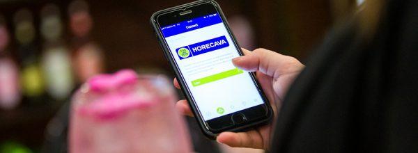 Horecava - Handig de vernieuwde horecava app