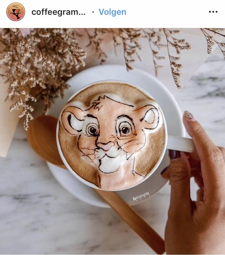 Instagram Instatrend latteart 10