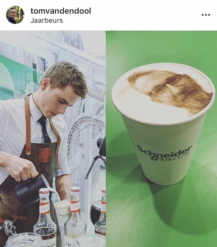 Instagram Instatrend latteart 2