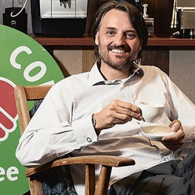 Spreker Guido van Staveren van Dijk - Moyee Coffee