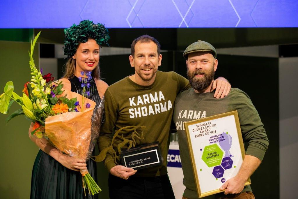 Horecava - winnaar hia 2020 meerdere keren in de prijzen duurzaamheid