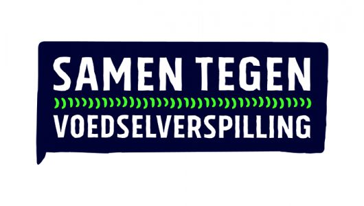 MVO Logo samen tegen voedselverspilling