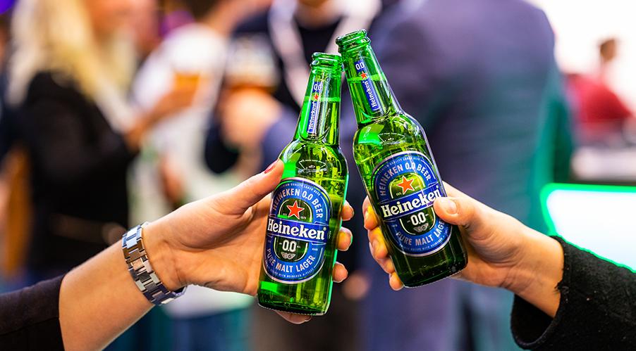 Horecava - No- en low alcohol; de trend van nu