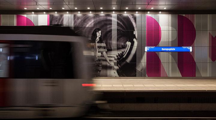 Met metro, tram en bus naar RAI Amsterdam