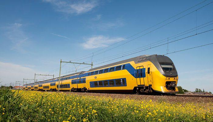 Met trein naar RAI Amsterdam
