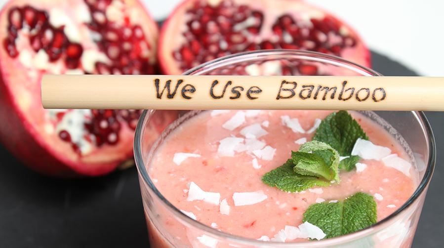 Horecava - we use bamboo