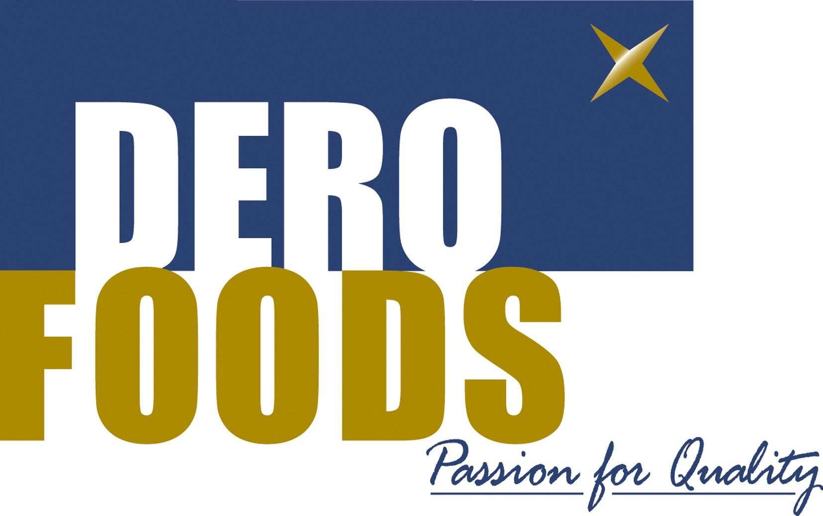 Merkafbeelding Dero Foods