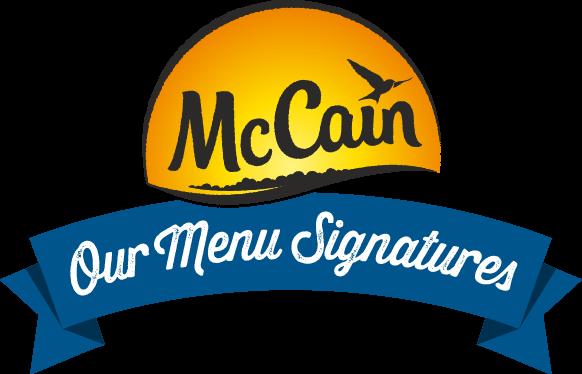 Merkafbeelding McCain Our Menu Signatures