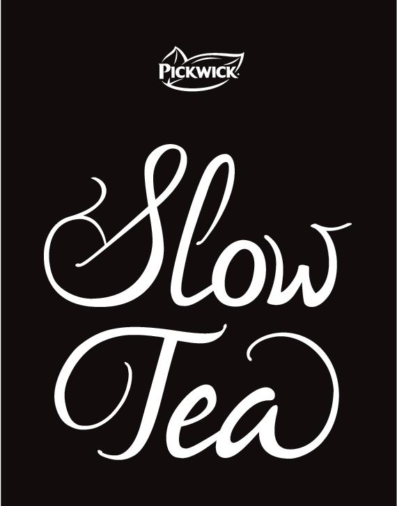 Merkafbeelding PICKWICK SLOW TEA