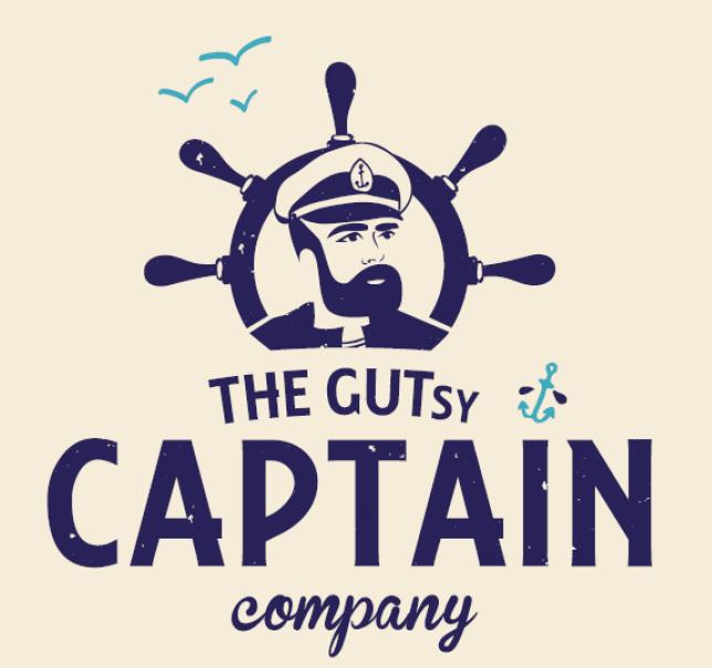 Merkafbeelding The Gutsy Captain Company