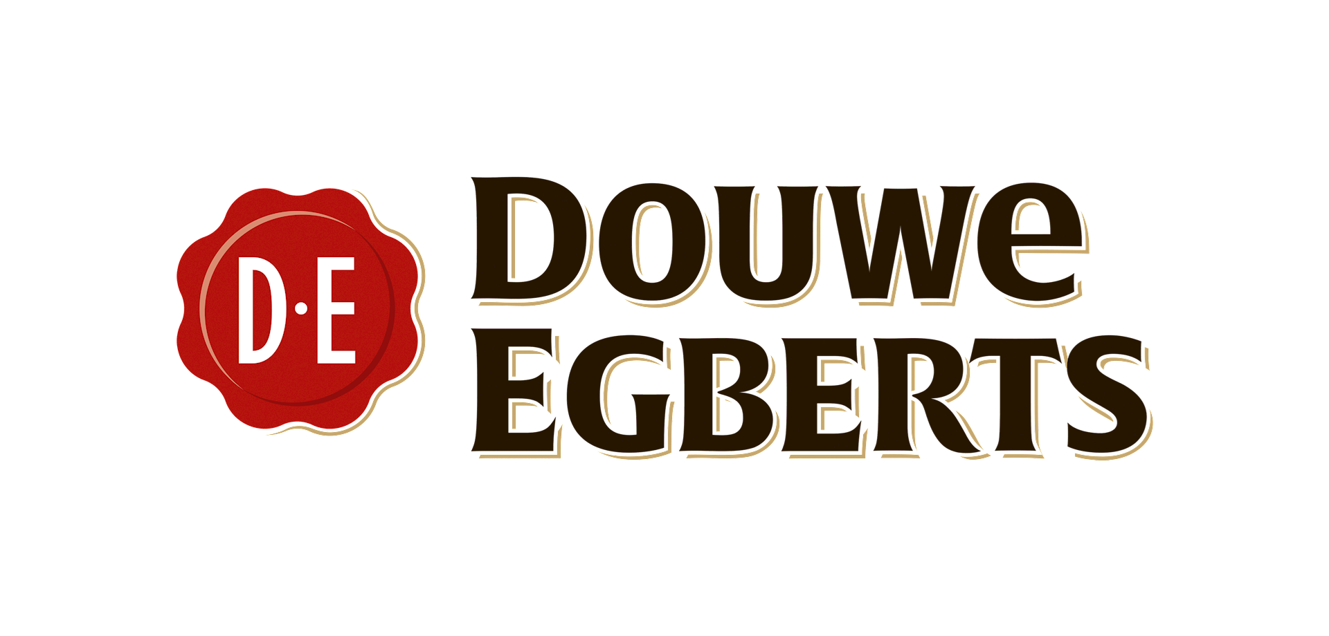 Merkafbeelding DOUWE EGBERTS MELANGE ROOD