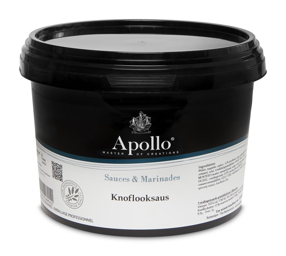 Productafbeelding Knoflooksaus 3 L