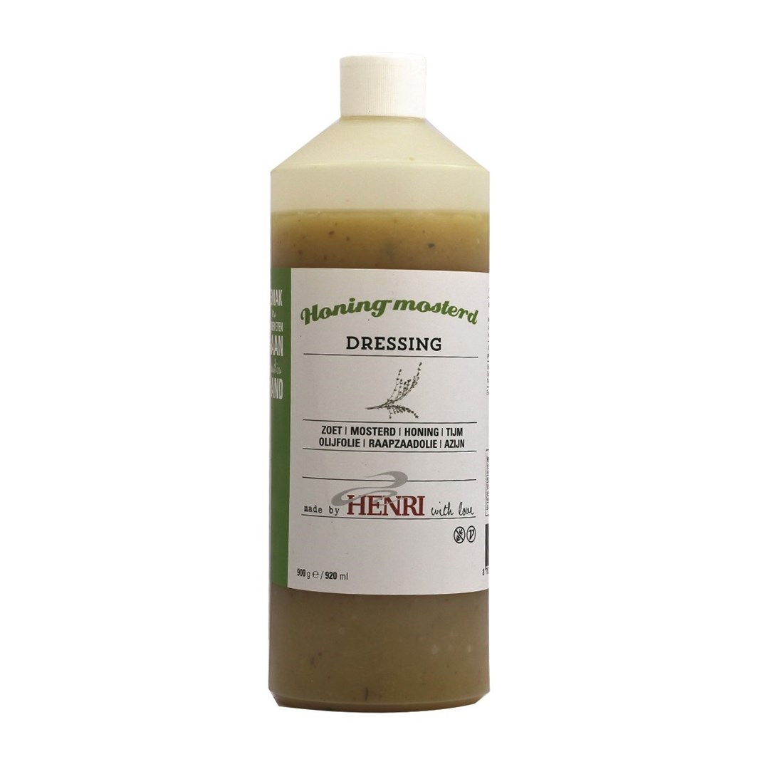 Productafbeelding Honing mosterd dressing