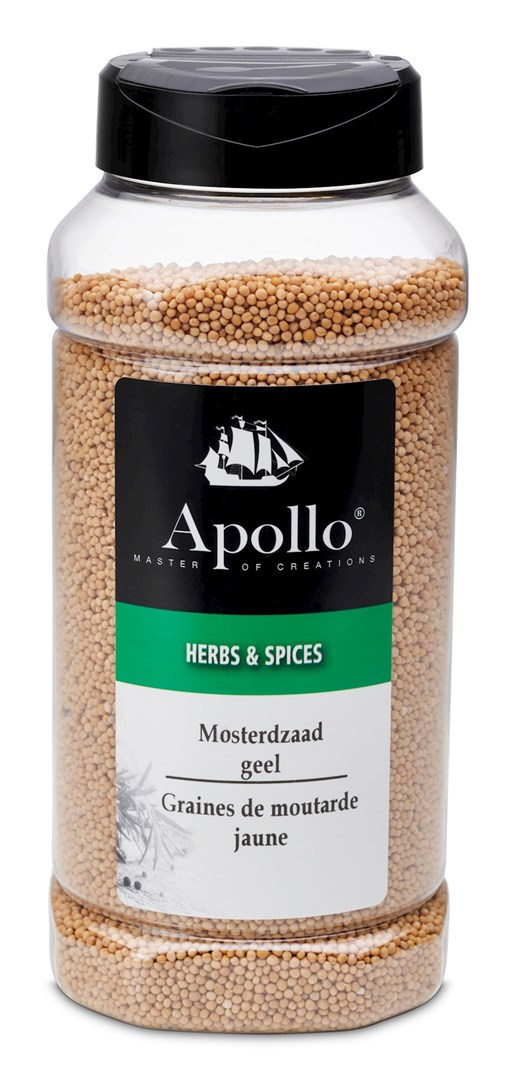 Productafbeelding Mosterdzaad geel a 600g