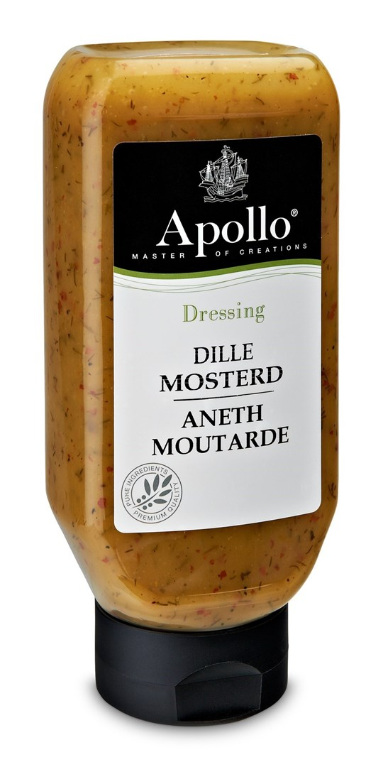 Productafbeelding Dressing mosterd-dille 670 ml