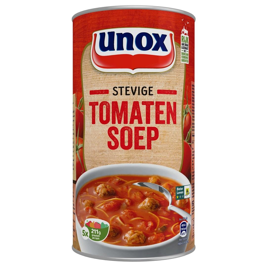 Productafbeelding Unox Stevige Soep Tomaat 1.3L 6x