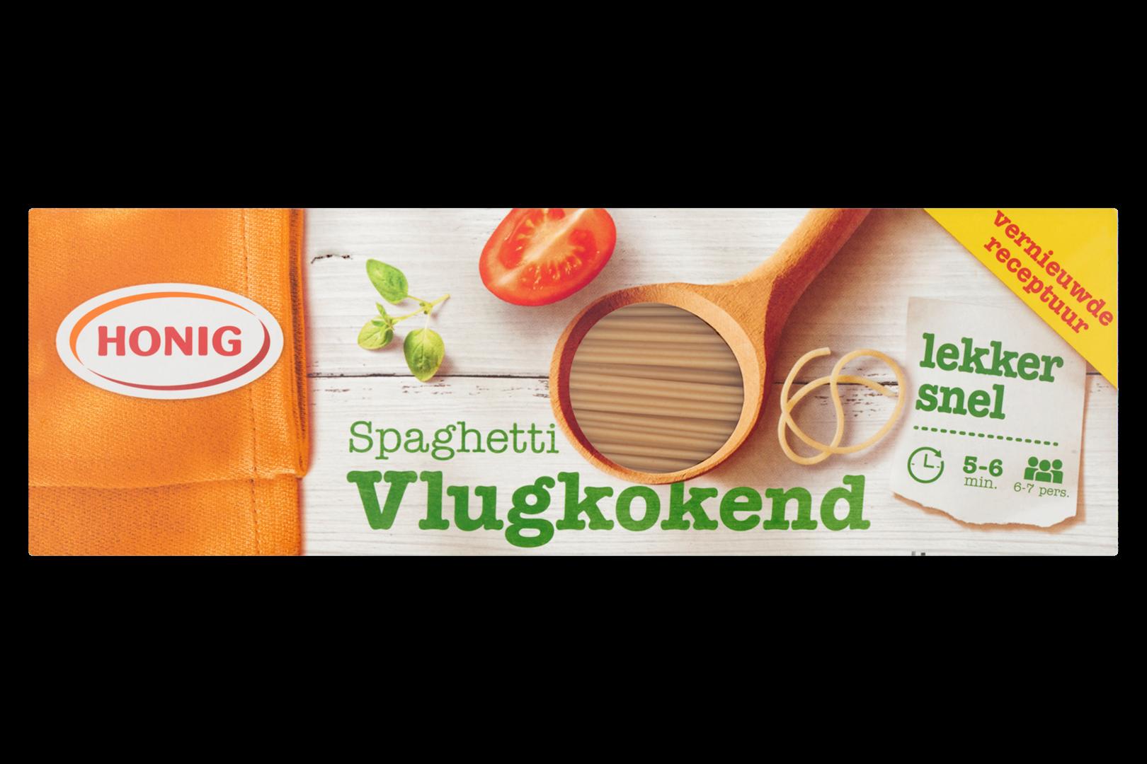 Productafbeelding HON Spaghetti Vlugkokend Krimp