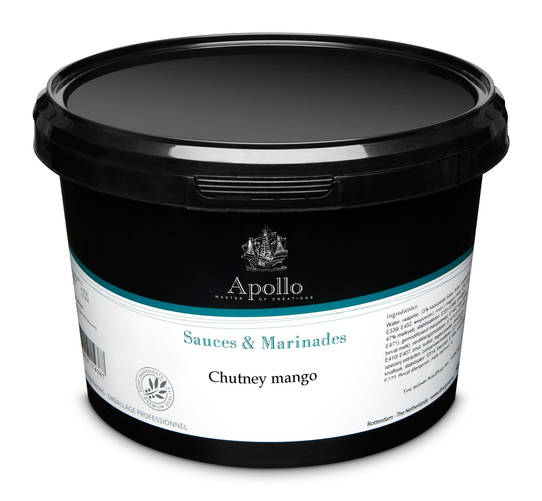 Productafbeelding Chutney mango a 2,5kg