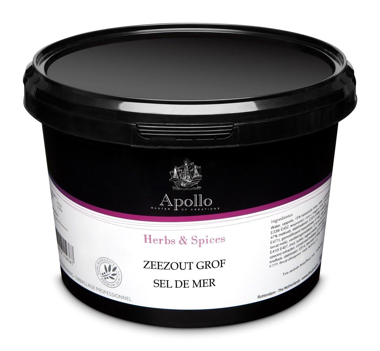 Productafbeelding zeezout grof a 2,5kg
