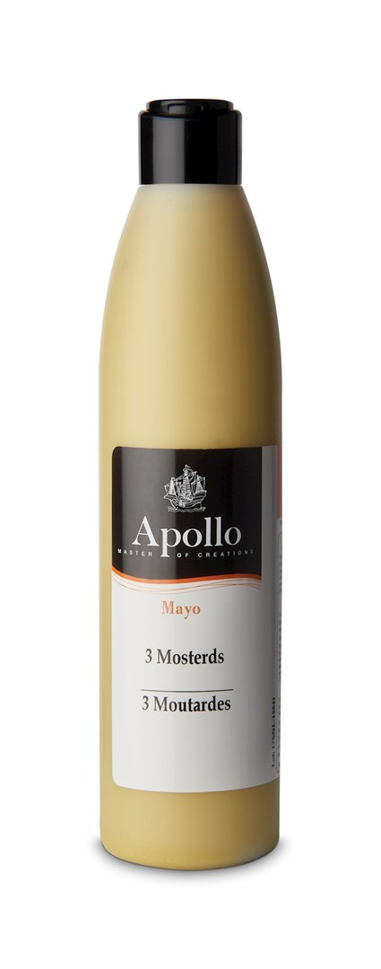 Productafbeelding Mayo 3 mosterds 250ml