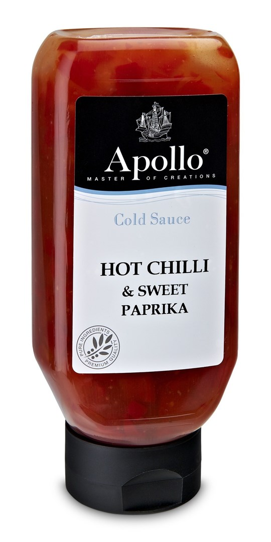 Productafbeelding Hot chilli & sweet paprika 670 ml