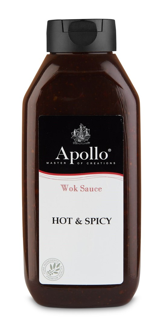 Productafbeelding Woksaus hot and spicy 960 ml