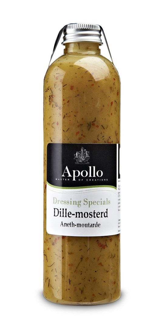 Productafbeelding dressing dille mosterd