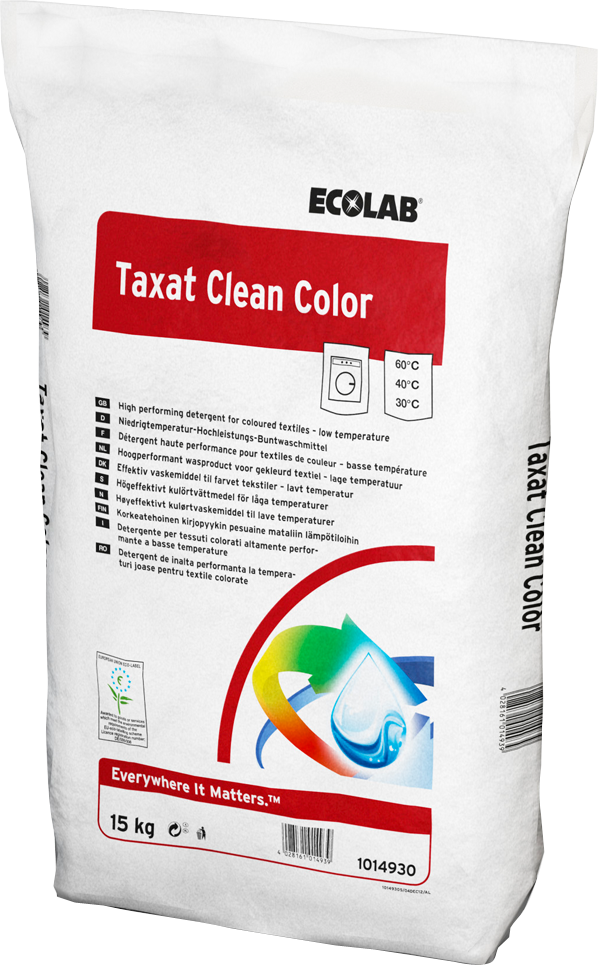 Productafbeelding TAXAT CLEAN COLOR 15KG