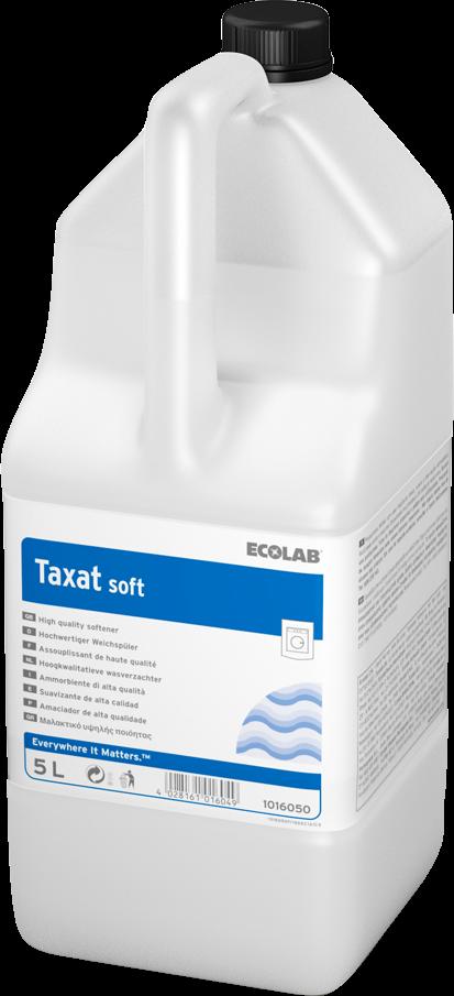 Productafbeelding TAXAT SOFT 4X5L
