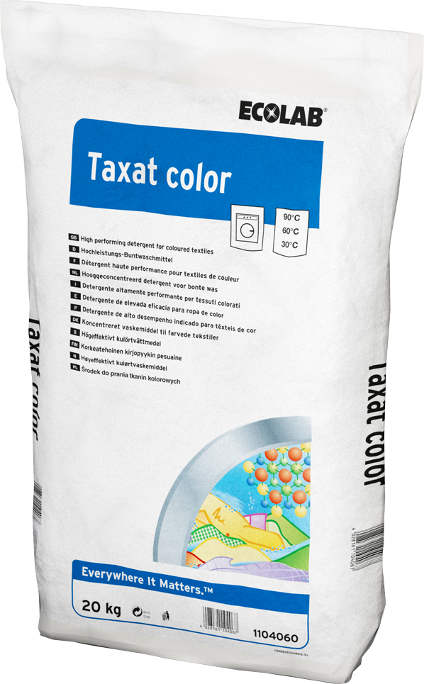 Productafbeelding TAXAT COLOR 20KG