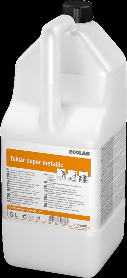 Productafbeelding TUKLAR SUPER METALLIC 2X5L