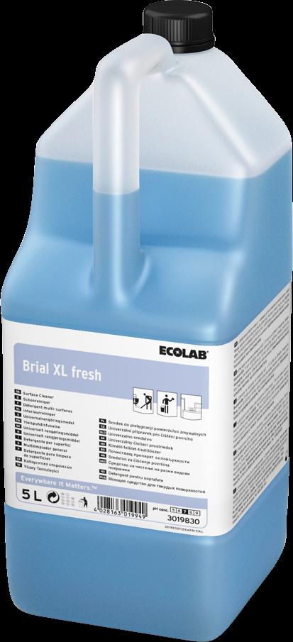 Productafbeelding BRIAL XL FRESH 2X5L