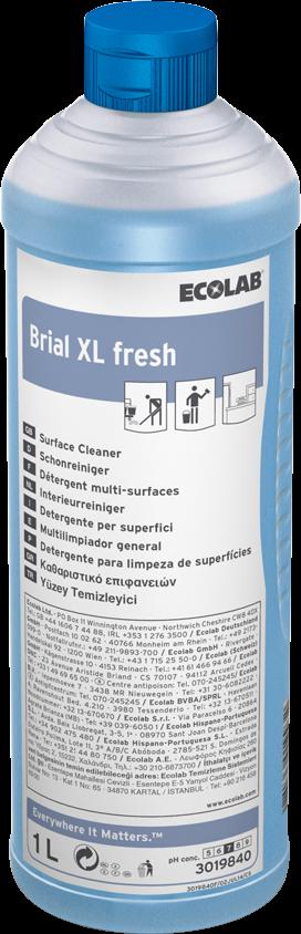 Productafbeelding BRIAL XL FRESH 12X1L