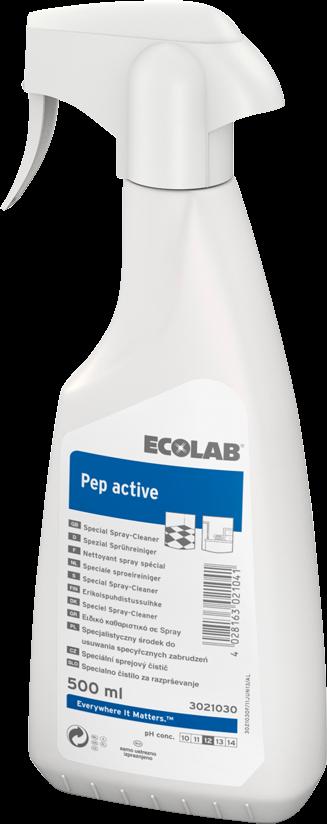 Productafbeelding PEP ACTIVE 6X500ML