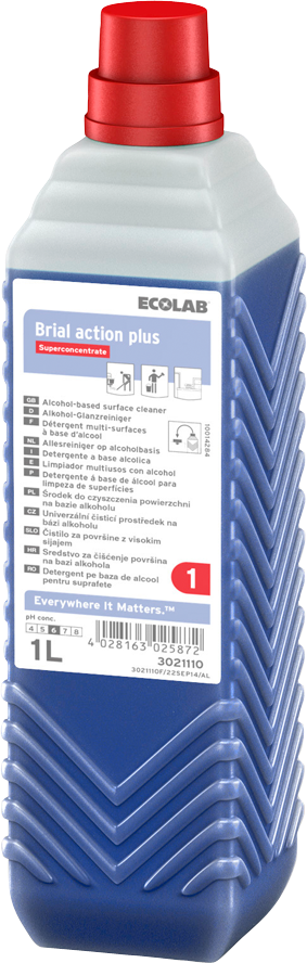 Productafbeelding BRIAL ACTION PLUS 6X1L
