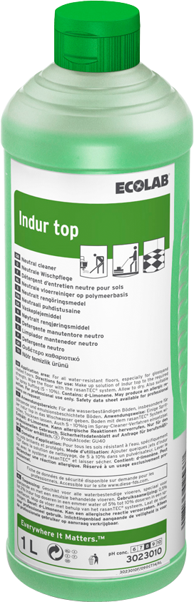 Productafbeelding INDUR TOP 12X1L
