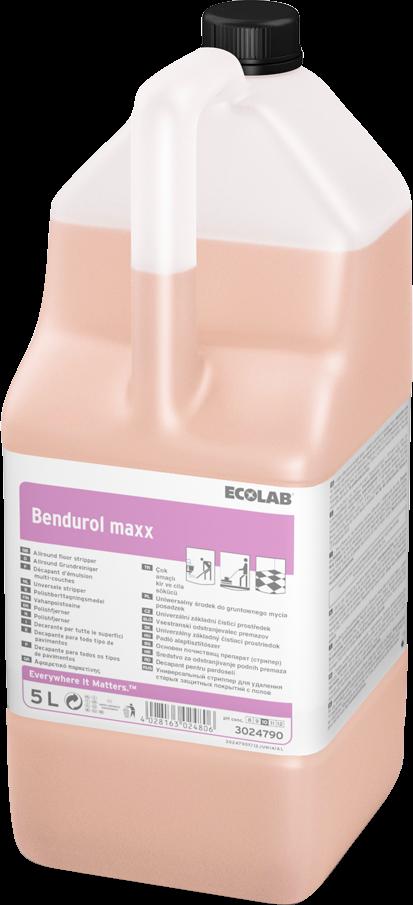 Productafbeelding BENDUROL MAXX 2X5L