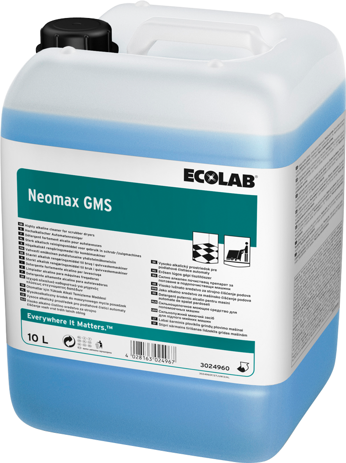Productafbeelding NEOMAX GMS 10L