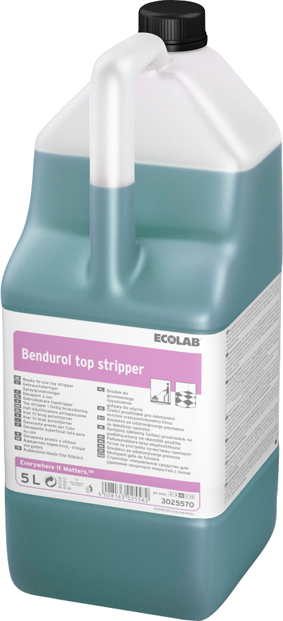 Productafbeelding BENDUROL TOP STRIPPER 2X5L