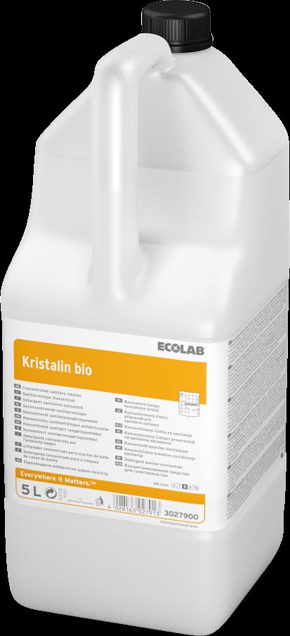 Productafbeelding KRISTALIN BIO 2X5L