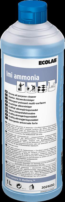 Productafbeelding IMI AMMONIA 12X1L