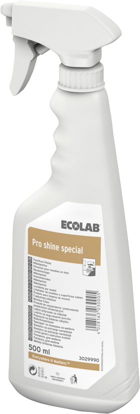 Productafbeelding PRO SHINE SPECIAL 6X500ML